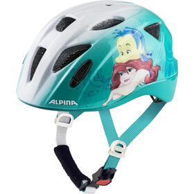 Alpina Ximo Disney Casque Enfant, disney arielle